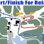 Relay Race Course